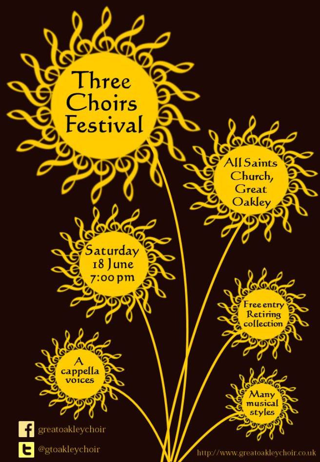 three choirs poster v1